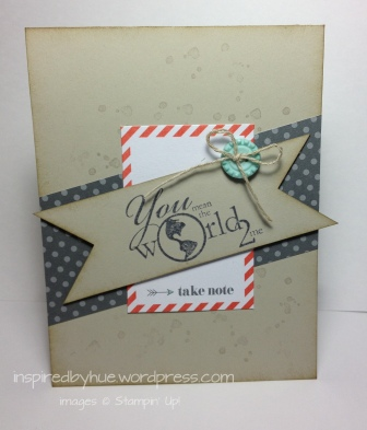 Stampin' Up Fathers Day